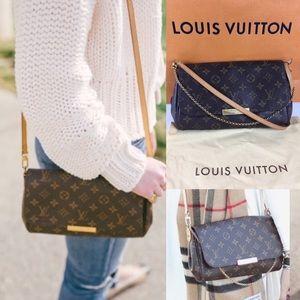 RARE✨❤️FAVORITE MM❤️✨ Louis Vuitton crossbody